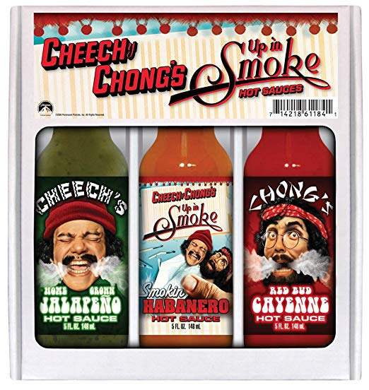 cheech and chong hot sauce for sale ad