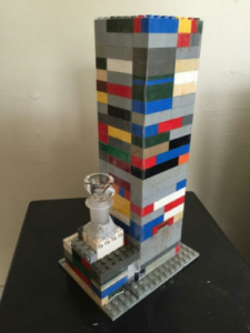 This LEGO bong will be ours! I will find you!