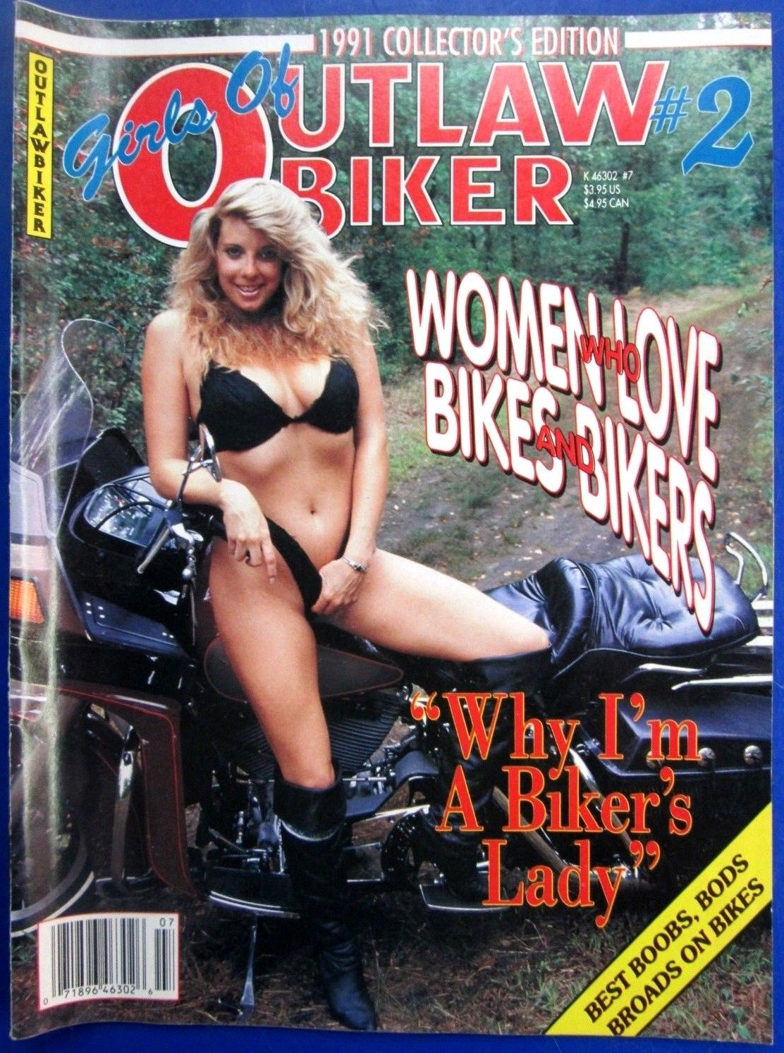outlaw biker- women who love bikes and bikers