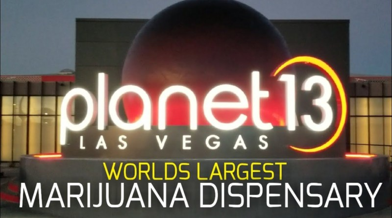 planet 13 world's largest weed dispensary