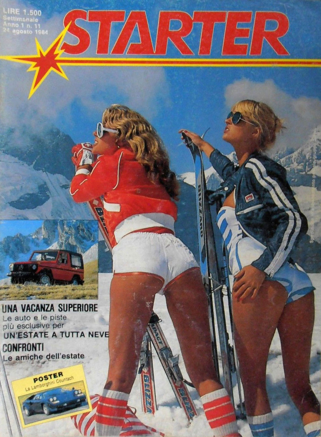 super hot ski babes ski bunnies in white short shorts european