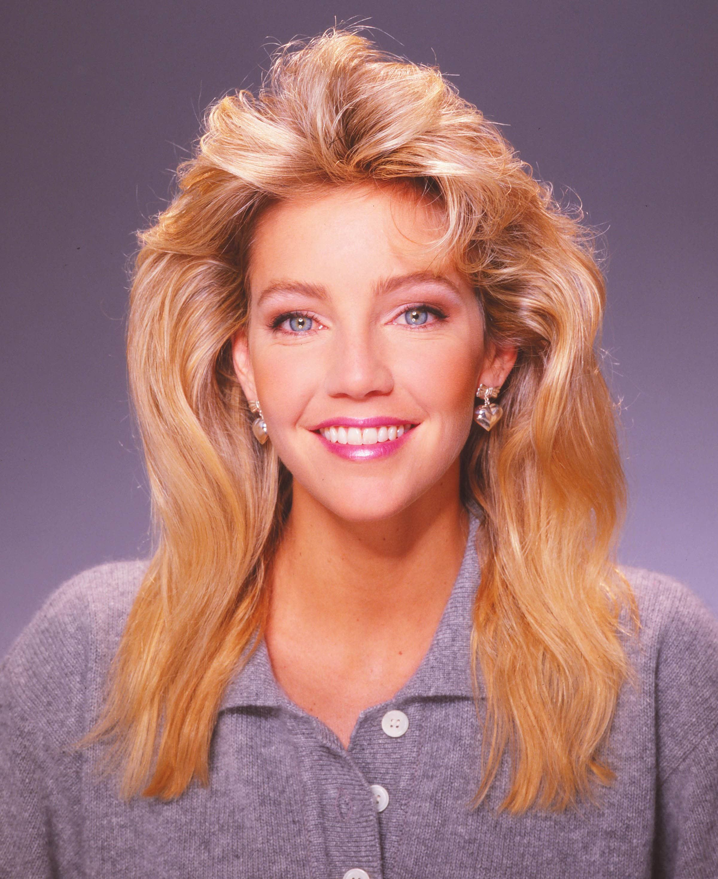 heather locklear blonde babe